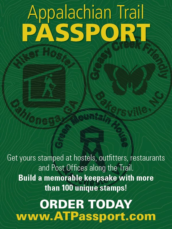 Appalachian Trail Passport