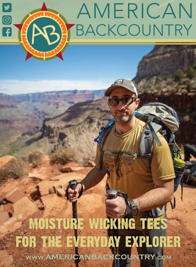 AT Journeys American Backcountry Advertisement