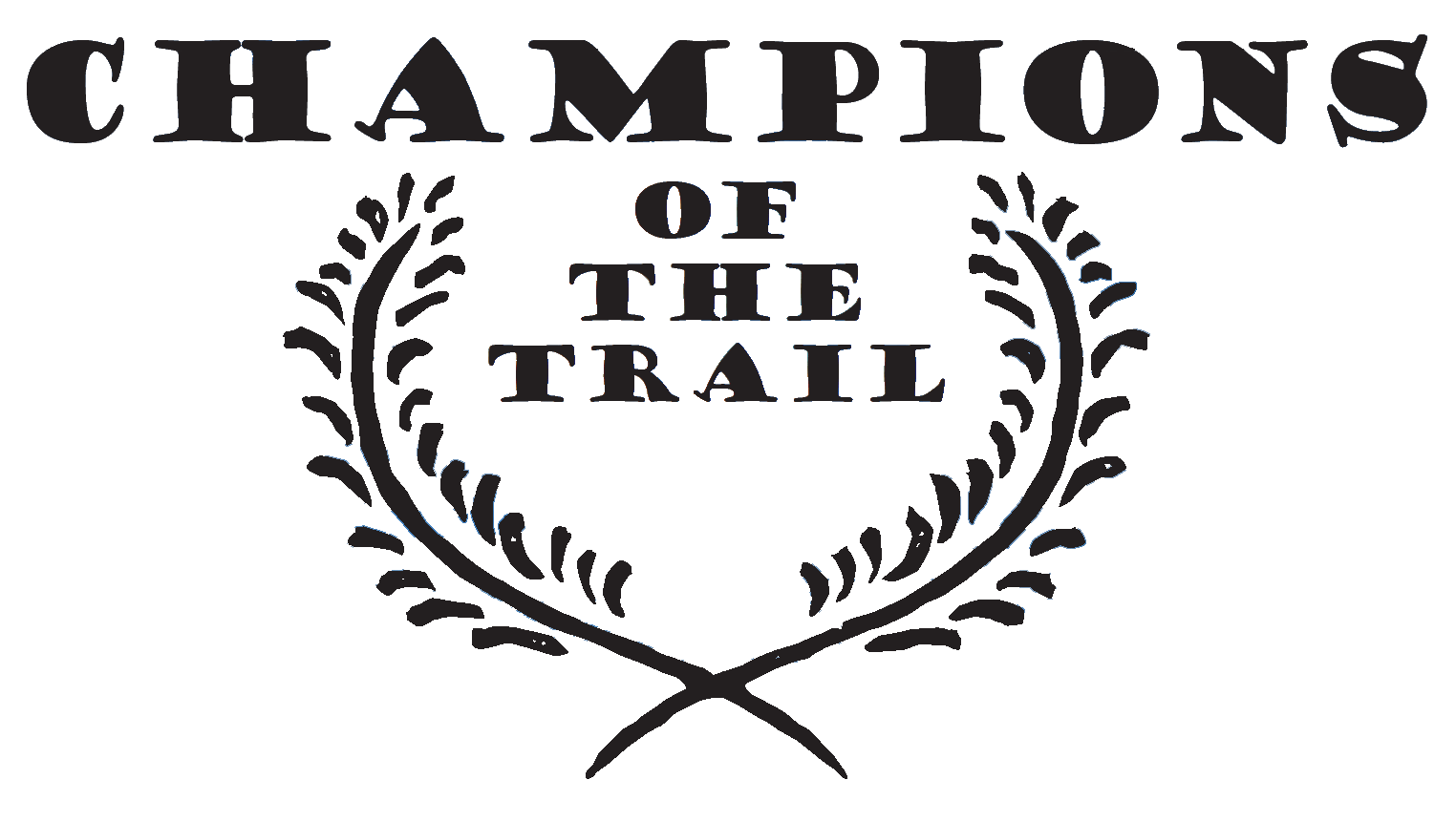 Champions of the Trail article title